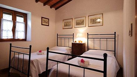 agriturismo villa opera | appartamento n. 4 - firenze - Divano Letto Matrimoniale Firenze